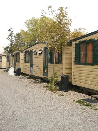 Camping Village Jolly: The cabins