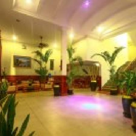 Siem Reap Bat Hotel : Hotel Lobby