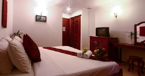 Siem Reap Bat Hotel : Double Room