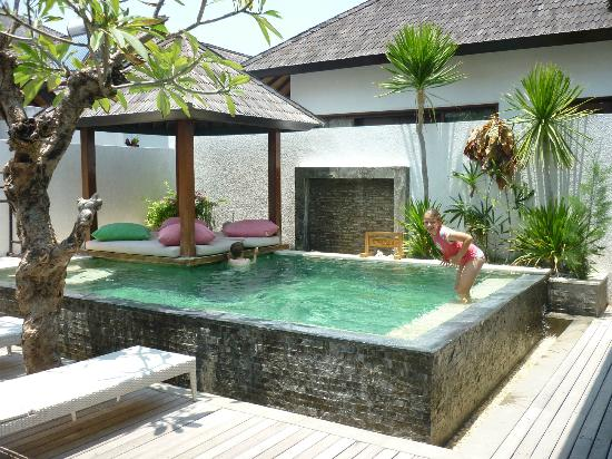 The Trawangan Resort: Private Pool