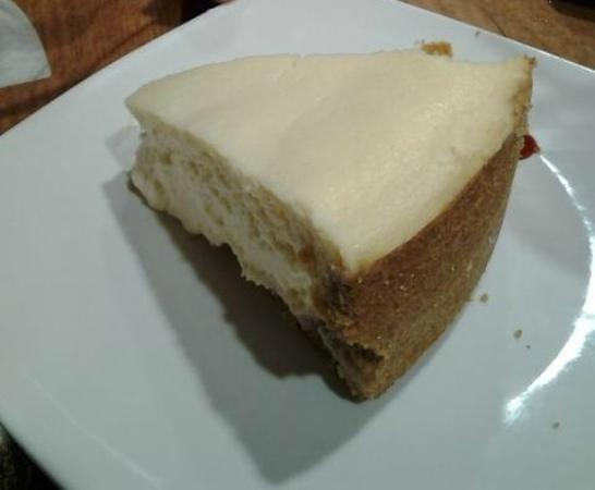 Water Street Seafood Co : Cheesecake