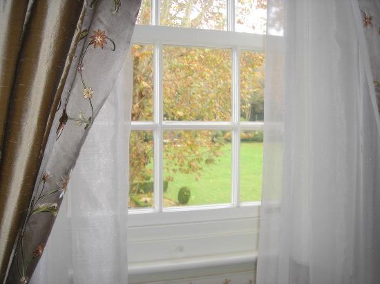Tivoli Palácio de Seteais: La vista desde la ventana de mi habitación.