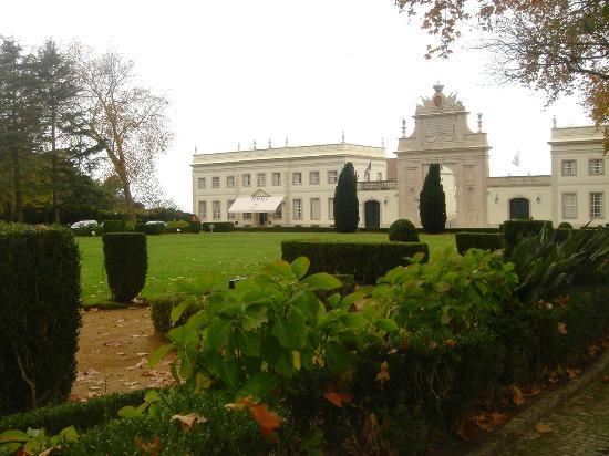 Tivoli Palácio de Seteais: El hotel