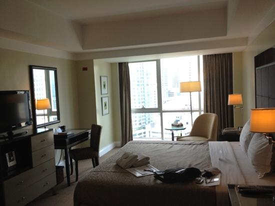 Dusit Thani Manila: standard room