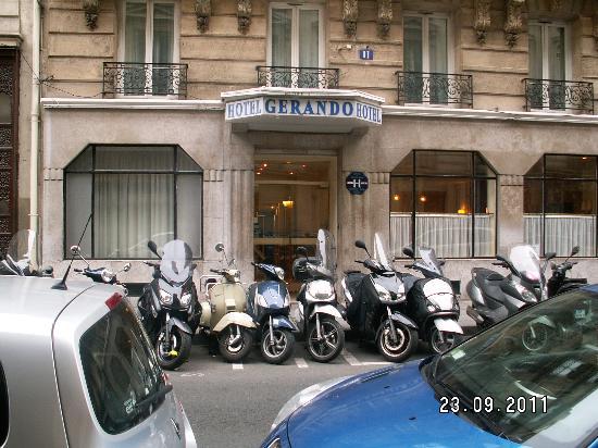 Hotel Gerando: vfandreev@hotmail.com