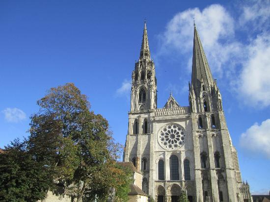Chartres Historic Preservation Area: 大聖堂