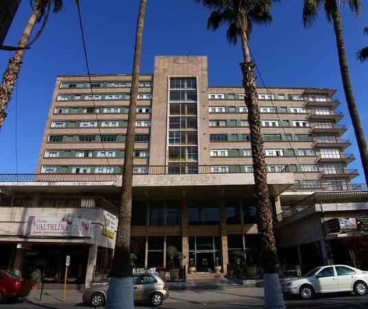 Hotel Rio Nazas : Fachada del hotel