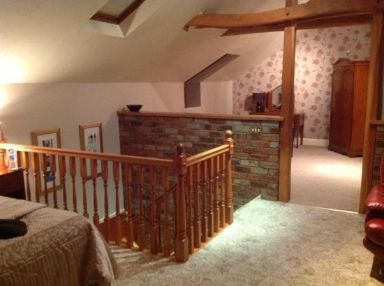 Hundith Hill Hotel: bedroom