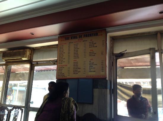 Ram Babu Parathe Wale: Prices