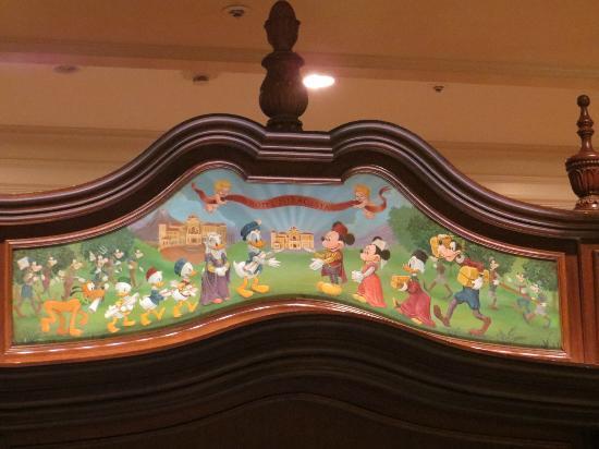 Tokyo DisneySea Hotel MiraCosta: Check in