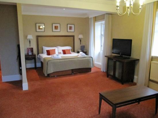 The Marine Hotel: Deluxe room