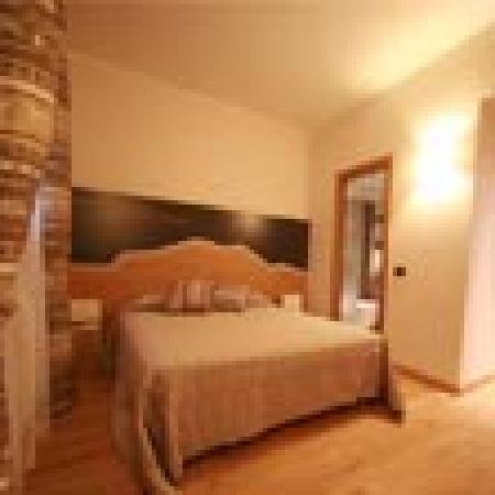 Hotel Nido dell'Aquila: Camera montagna