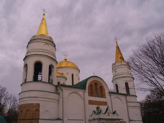 Saviour-Transfiguration Cathedral