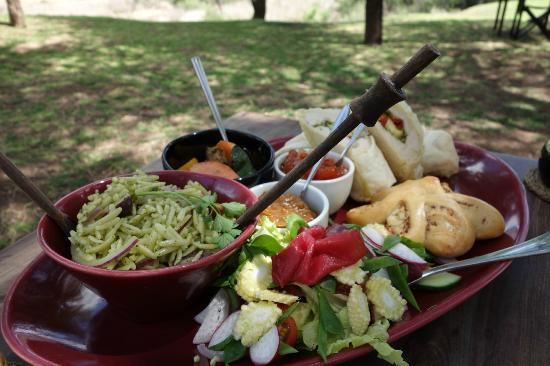 Marataba Safari Lodge: Einfacher Lunch