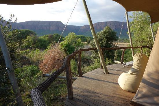 Marataba Safari Lodge: Das beste Zelt