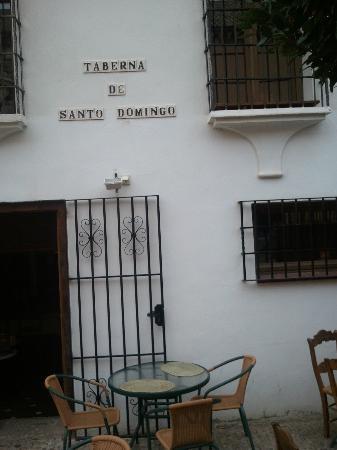 Restaurante Taberna de Santo Domingo