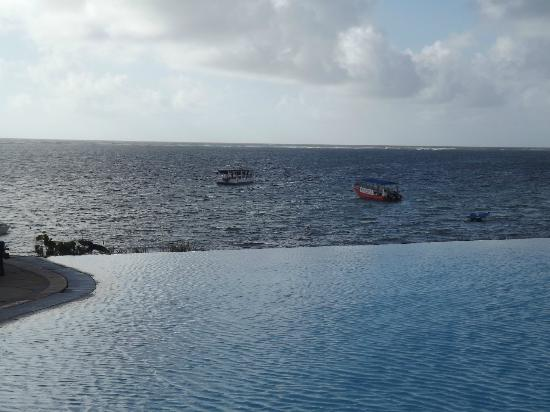 Voyager Beach Resort: Beautiful Infinity Pool