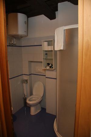 Apartments Casa Navona: baño