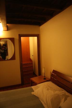 كاسا نافونا 1: dormitorio / vestidor 