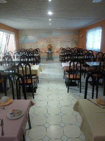 Hotel Narev's : Salle des petit-déjeuners