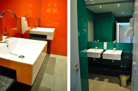 Bathroom Picture Of Tattva Design Hostel Porto Tripadvisor