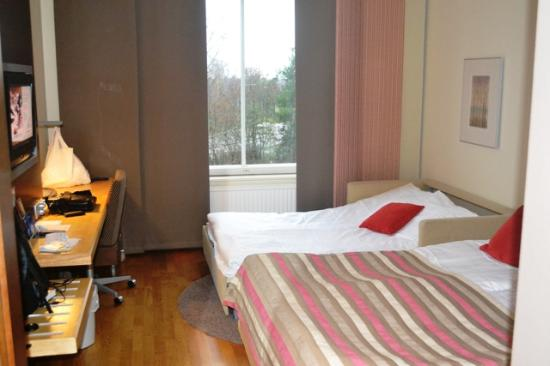 Original Sokos Hotel Vaakuna: Семейный номер