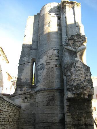 Abbaye de Saint-Gilles: Vis de St Gilles