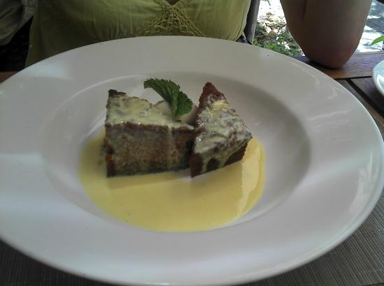 Long Table Restaurant: Malva Pudding