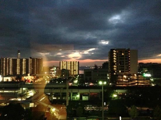 Hotel Port Plaza Chiba: 夜