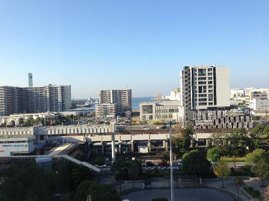 Hotel Port Plaza Chiba: 朝
