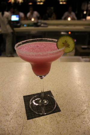 Hansar Samui Resort: Yummy Strawberry drink
