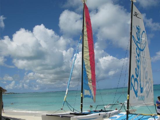 Beaches Turks & Caicos Resort Villages & Spa : Gorgeous Grace Bay