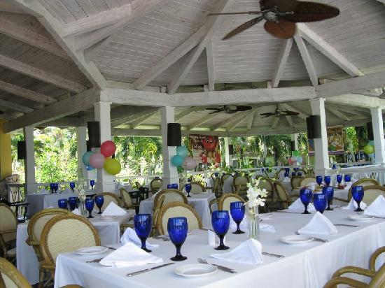 Beaches Turks & Caicos Resort Villages & Spa : BTC Repeat Guest luncheon