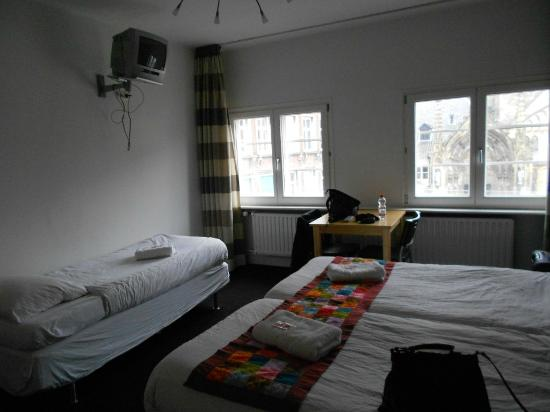 Bed & Breakfast De Hofnar : Zimmer