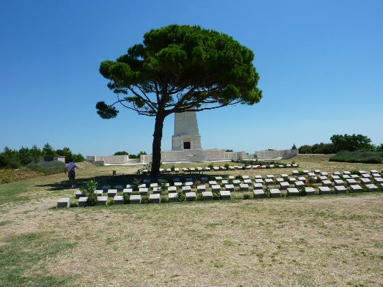 Turkland Tours Istanbul Day Tours: Lone Pine - Anzac Cove Gallipoli