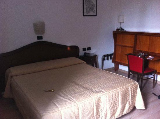 Hotel Cristallo -- Lido: chambre