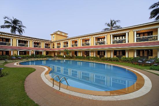 Casa De Goa Boutique Resort: Deluxe Pool Area