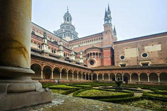 inside the monastery - Picture of Certosa di Pavia, Certosa di ...