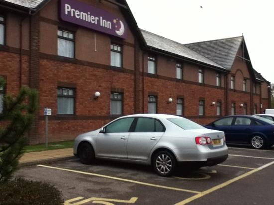Premier Inn Inverness East Hotel : nice place