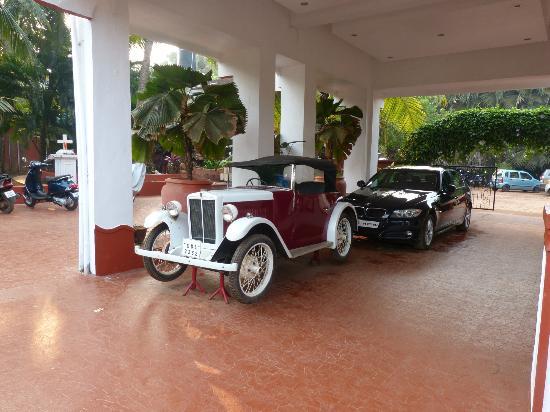 Chalston Beach Resort Owners Vintage Herald And Elegant Bmw