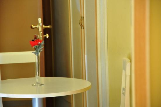 Tiffany Roma Suite: camera dettaglio