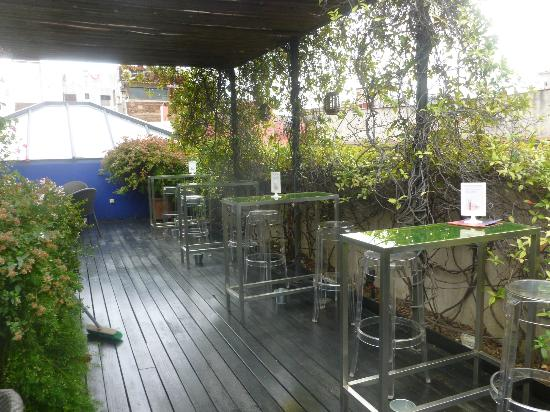 Hotel Neri Relais & Chateaux: Rooftop