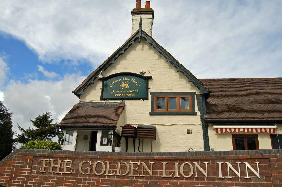 Golden Lion Hotel & Restaurant: Golden Lion