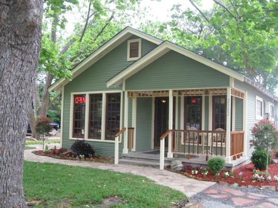 Pasadena Texas Tea Room