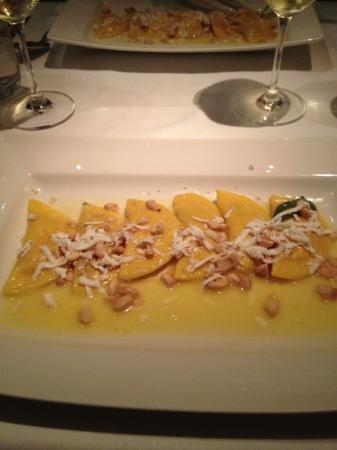 Enoteca Turi: Delicious Main Course