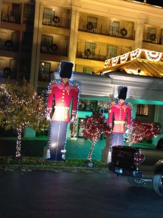 Clarion Hotel at the Palace: it's Christmas time!