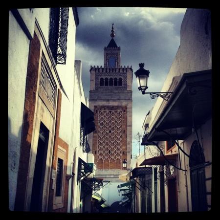 Zitouna Mosque : جامع الزيتونة بتونس