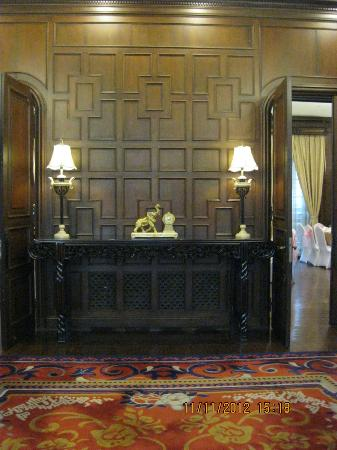 Rujin Hotel Taiyuan Villa: Lounge
