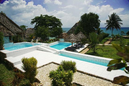 Chuini Zanzibar Beach Lodge : Swiming Pool