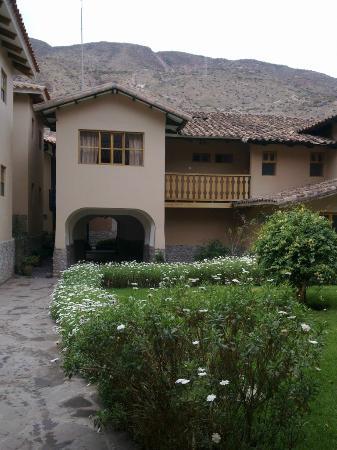 San Agustin Urubamba Hotel: Interior establecimiento